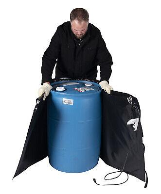 Drum Heater Barrel Heater Powerblanket Bh55rr-80 55 Gallon Drum Heating Blanket