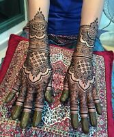Henna ; Mehndi Service for all kind of occasions