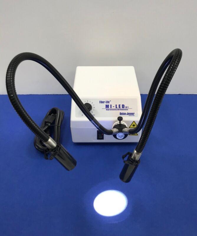 DJ MI-LED Kit including MI-LED-US-B2 Illum , EEG2823M Dual Goose & 2 Focus Lens