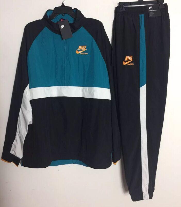 nike sportswear Track Suit Jacket & Pants Size 2XL Rare