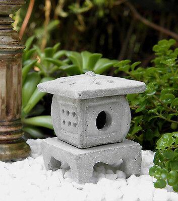 Miniature Dollhouse FAIRY GARDEN Accessories BONSAI ~  Asian Lantern Statue NEW