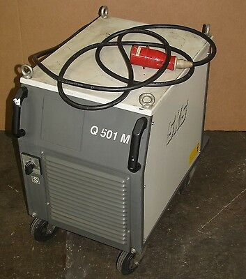 Sks Ewm Q 501 M Integral Mig 500 Dgr Sks 400v Welding Power Supply