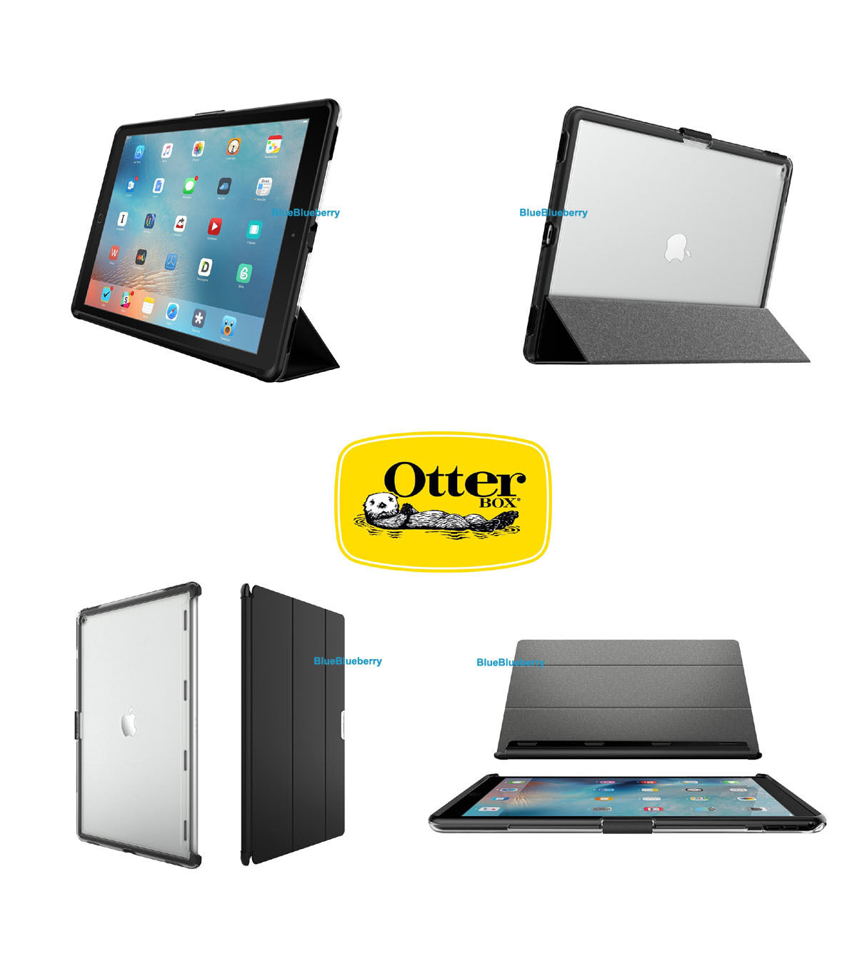 OtterBox Case  For Apple iPad Pro 12.9 SYMMETRY 1St Gen Only