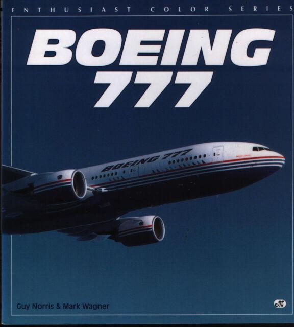 Boeing 777 (Enthusiast Colour Series)