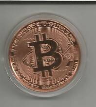 BITCOIN for $10. You can touch this one and put it in your pocket Ottoway Port Adelaide Area Preview