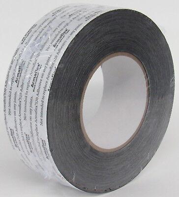 "NEW Armacell AP Armaflex Black Lap Seal Tape 1/8"" x 2"" x 82' Refrigeration HVAC"