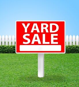 YARD SALE!!   MOVING - EVERYTHING MUST GO!