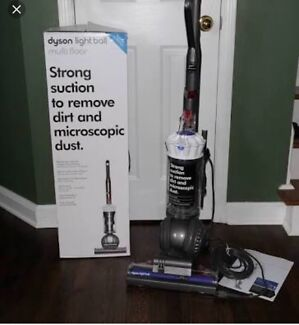 Dyson vaccine cleaner
