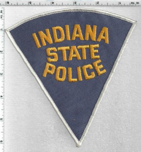 State Police (Indiana) Gray Shoulder Patch 1