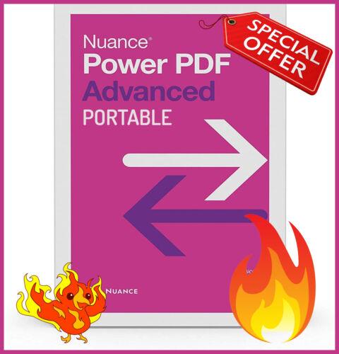 NUANCE POWER PDF ADVANCED ✅ Unlimited PCs ✅
