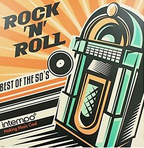 Intempo Rock N Roll: Best of the 50s **VINYL** Brand New **Free P&P* recorded