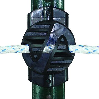 Field Guardian 3 In 1 Multi-purpose Insulator Black 25pk 653114 814421013118