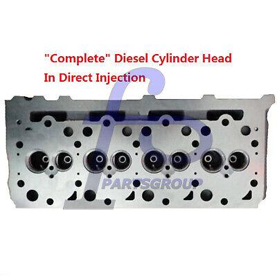 Complete Diesel Cylinder Head For Kubota V2003 Engine In Direct Injection