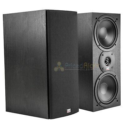 "MTX Audio Monitor60i Bookshelf Speakers 6.5"" 2 Way Loudspeak"