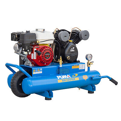 New Puma Gas Powered Air Compressor With Honda Engine