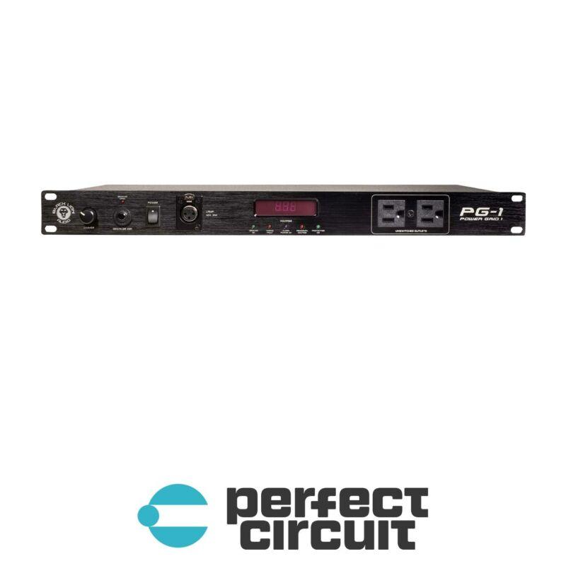 Black Lion PG-1 Rackmount Power Conditioner PRO AUDIO - NEW - PERFECT CIRCUIT
