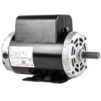 New 5 Hp 3450 Rpm Air Compressor 60 Hz Electric Motor 208-230 Volts Century B386