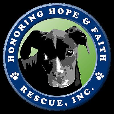 Honoring Hope and Faith Rescue, Inc.