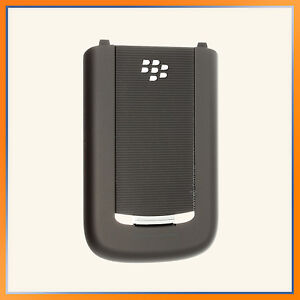 New OEM BlackBerry Battery Door Back Cover Tour 9630 Bold 9650 Black Original