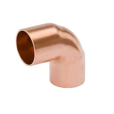 Copper Elbow 90 Short Cxc 12 W02017