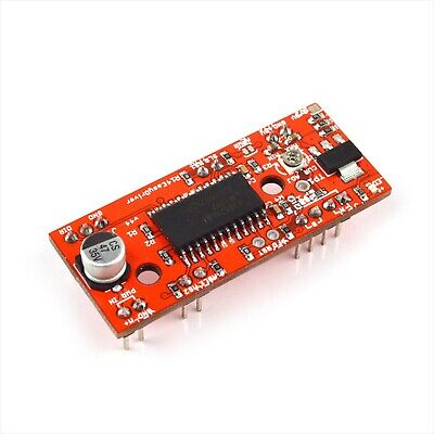 Easydriver Stepper Motor Driver V44 A3967 For Arduino Free Us Shipping