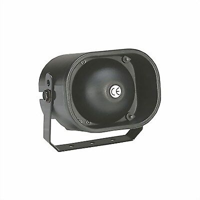 Alarmsirene JS-32 230V-Version mit 1,8m Kabel und Eurostecker, ca. 105 dB