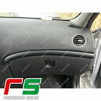 Alfa Romeo 159 ADESIVI decal cover modanature cruscotto sticker carbonlook APA