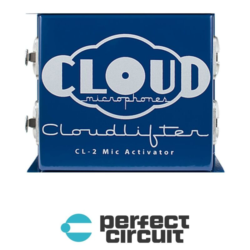Cloud Microphones CL-2 CL 2 Cloudlifter MIC ACTIVATOR - NEW - PERFECT CIRCUIT