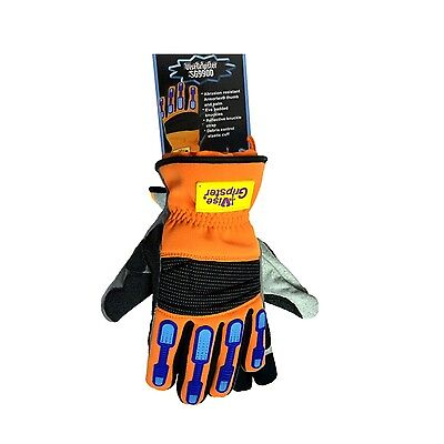 Vise Gripster Extrication Gloves Rescue Responder Medium