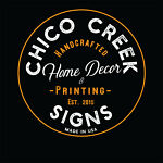chicocreeksigns