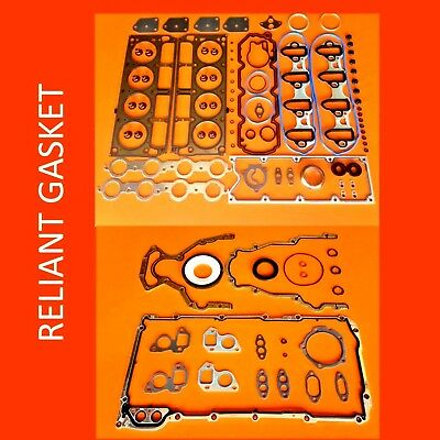 2002-2008 FITS CHEVY SILVERADO 1500 GMC SIERRA 1500  4.8 5.3 V8 FULL GASKET SET