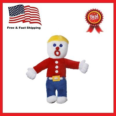 plush mr bill talking squeak toy when