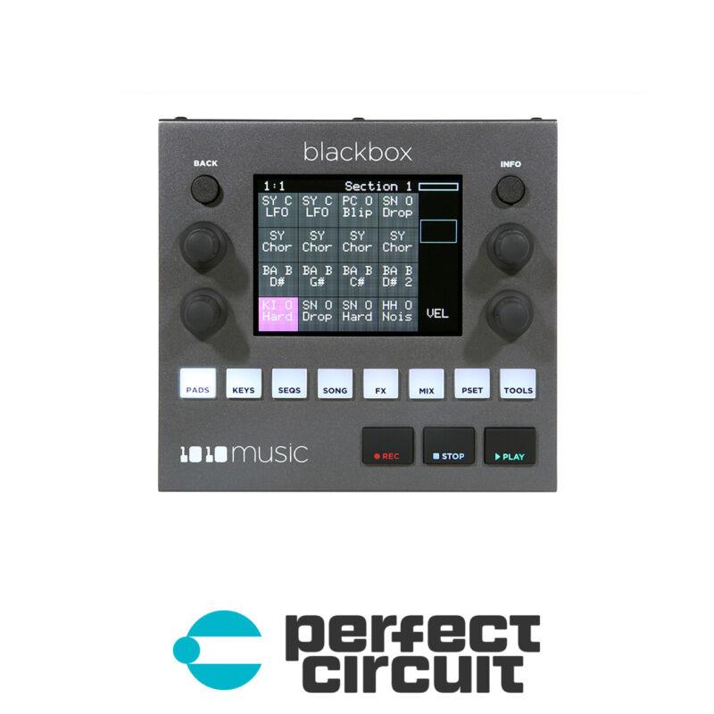 1010 Music Blackbox Sampling Workstation SAMPLER - NEW - PERFECT CIRCUIT