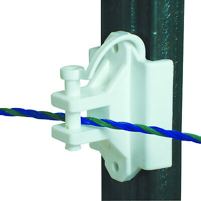 Field Guardian T Postwood Pinlock Insulator Black 102159 814421010575