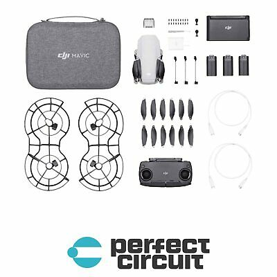 DJI Mavic Mini Fly More Combo Drone Quadcopter UAV BUNDLE NEW PERFECT CIRCUIT