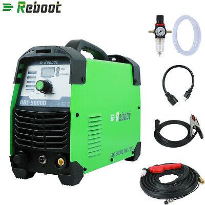 Plasma Cutter Cut50 110220v Igbt Digital Cutting Welding Machine 12 Clean Cut