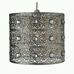 ... Pallido Stile Marocchino Pendente Lampadario da soffitto NUOVO eBay