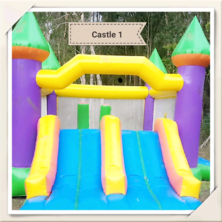 Do it your self jumping castle hire