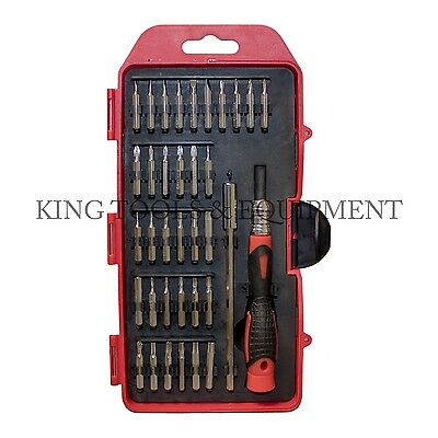 New King 36 Pc Precision Screwdriver   Bits Set  Phone Watch Computer Toy Repair