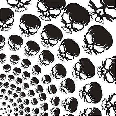 Skull Spiral Design ZANheadgear Brand Bandana Head Scarf  22