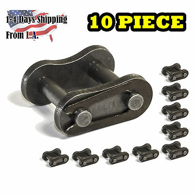 60 Standard Roller Chain Connecting Link 10pcs