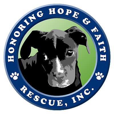 Honoring Hope and Faith Rescue, Inc.