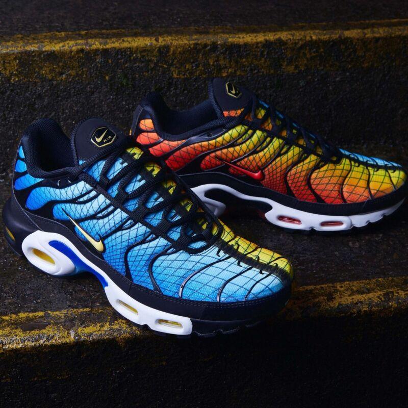 "76da848b627 Nike Air Max Plus Tn ""GREEDY"" Men s Shoes Lifestyle Premium Comfy Sneakers"