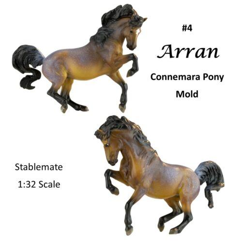 """BreyerFest (BF) 2020 Stablemate """"Arron"""" Connemara Pony  Unopened"""