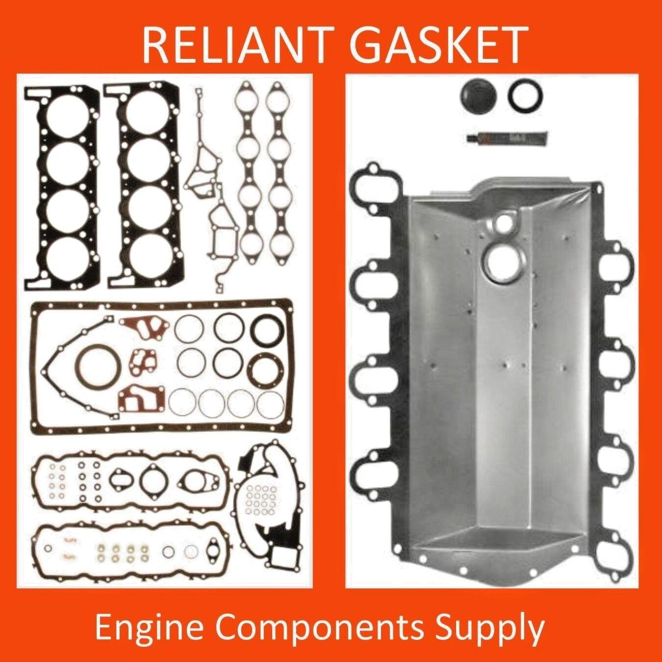 Graphite Head Gasket Set Fits 96-97 Nissan Pickup 2.4L L4 SOHC 12v