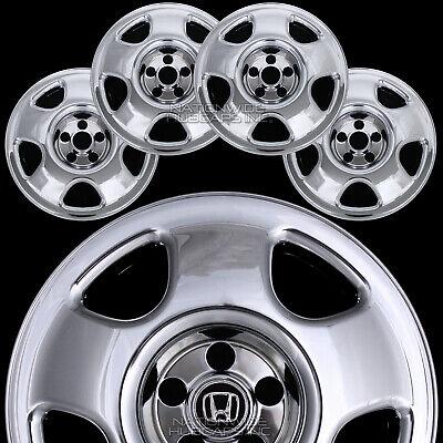4 fits Honda CRV 07 12 CHROME 17 Wheel Skins Hub Caps Tire Rim Covers FREE SHIP