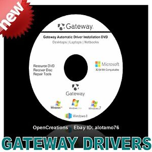 Help for Downloading Gateway Drivers