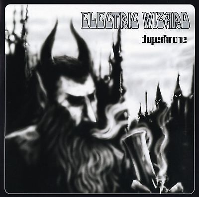 Electric Wizard DOPETHRONE 180g GATEFOLD Rise Above Records NEW VINYL 2 LP