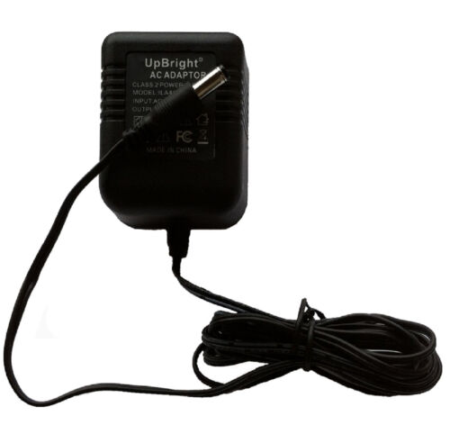 AC-AC Adapter For Numark M2 M3 M4 DJ Scratch Mixer 9V-10V Power Supply Charger