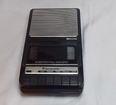 Panasonic RQ-2102A Cassettenrecorder - Kassettenrecorder Panasonic RQ 2102 A